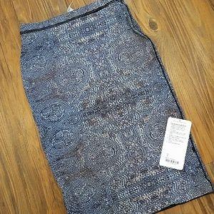 NWT Lululemon Twice as Nice Skirt